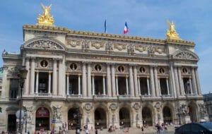 Opéra di Parigi, il teatro