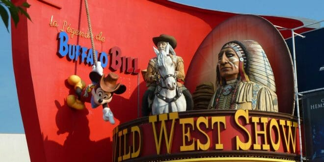 Buffalo Bill's Wild West Show, l'ingresso