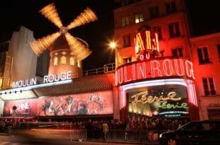 Quartiere Pigalle, il Moulin Rouge