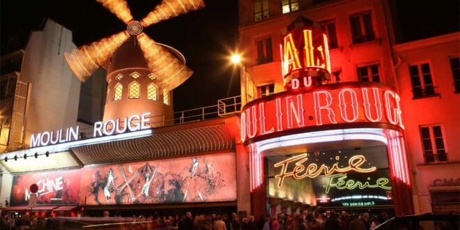 Quartiere Pigalle, il Moulin Rouge