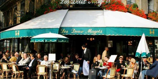 Saint Germain Des Pres, i caffè letterari
