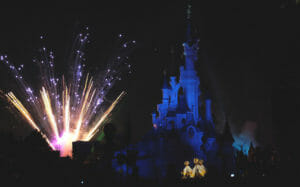 Eventi Disneyland Paris, i fuochi d'artificio