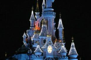 Eventi Disneyland Paris, il castello