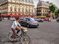 Tour in bicicletta a Parigi