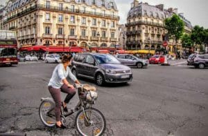 Tour in bicicletta a Parigi