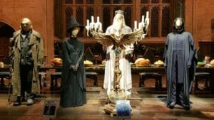 Tour Harry Potter Studios, i costumi