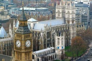 Westminster Abbey, la visita