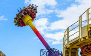 Parco divertimenti Etnaland in Sicilia