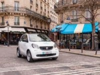 Car Sharing auto elettriche a Parigi