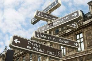 Itinerari Parigi