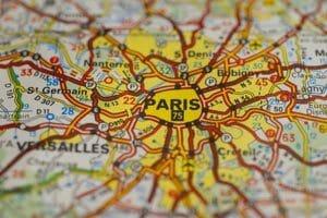 Mappe di Parigi