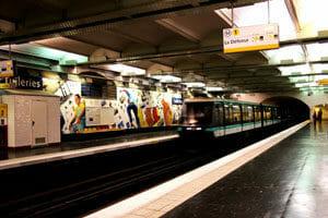 Trasporti di Parigi