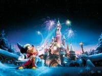Il tema di Natale a Disneyland Paris