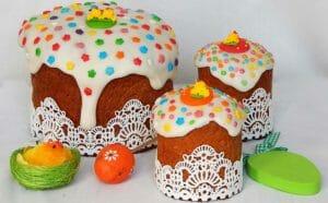 Buona Pasqua, dolci ortodossi