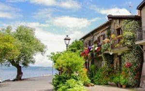 Pasqua sul Lago Bracciano