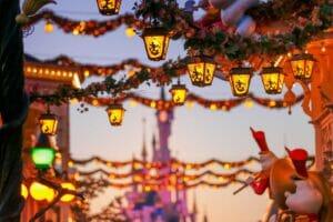 Disneyland: la spettrale tematizzazione di Halloween 2021
