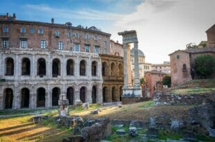 Parco archeologico Colosseo Roma