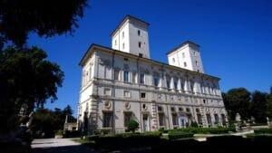 Galleria Borghese, l'esterno